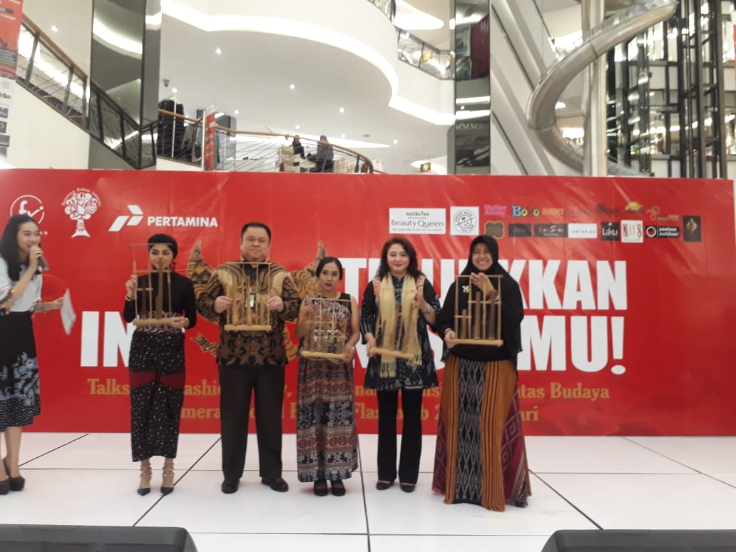 Pertamina Internasional EP Lestarikan Budaya Nusantara ...