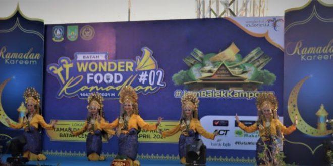 Meriahnya Batam Wonderfood Ramadhan
